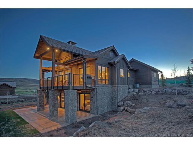 6863 E Falling Star Circle, Heber City, UT 84032 (MLS #11801405) :: High Country Properties