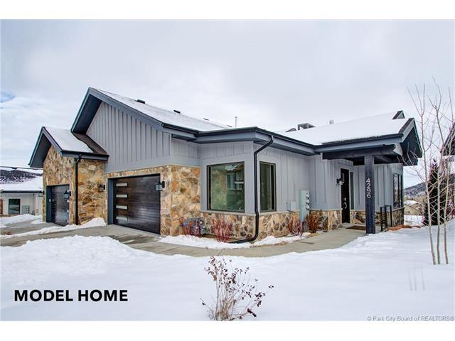 4342 Frost Haven Road 17-A, Park City, UT 84098 (MLS #11801420) :: High Country Properties