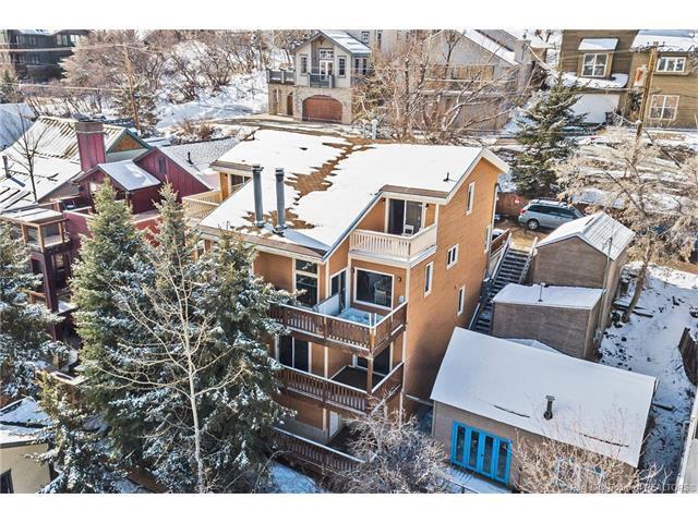 236 & 238 Norfolk Avenue, Park City, UT 84060 (MLS #11801427) :: High Country Properties