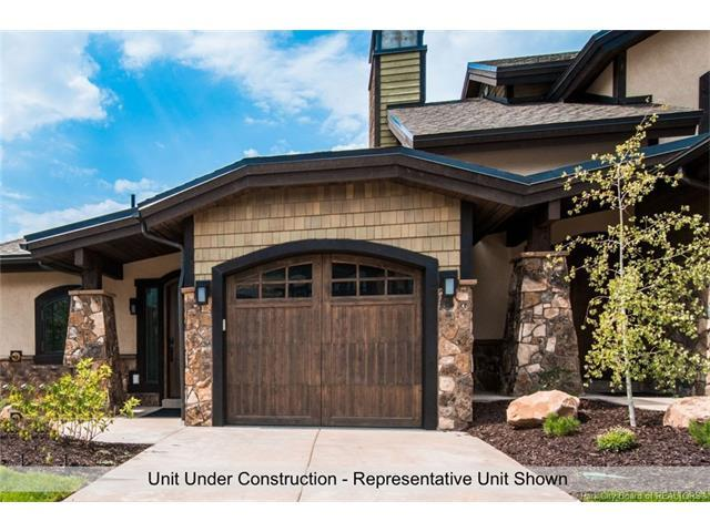 4096 Fairway Lane J-1, Park City, UT 84098 (#11801432) :: Red Sign Team