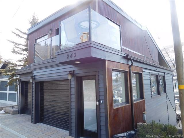 243 Ontario Avenue, Park City, UT 84060 (MLS #11801443) :: High Country Properties