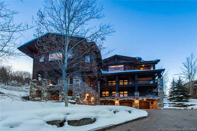 9850 N Summit View Drive, Park City, UT 84032 (MLS #11801539) :: High Country Properties