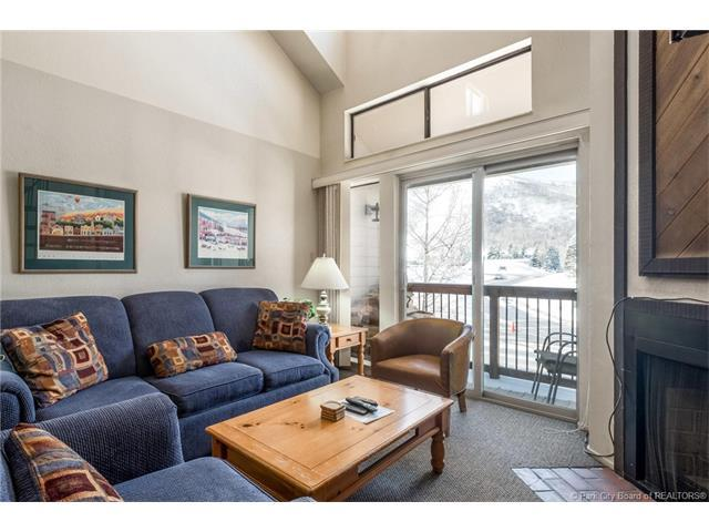1530 Empire Avenue #304, Park City, UT 84060 (MLS #11801554) :: High Country Properties