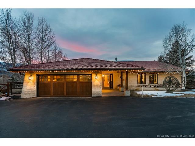 5221 Old Ranch Road, Park City, UT 84098 (MLS #11801589) :: High Country Properties