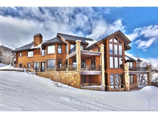 3127 W Deer Crest Estates Drive, Park City, UT 84060 (MLS #11801615) :: High Country Properties