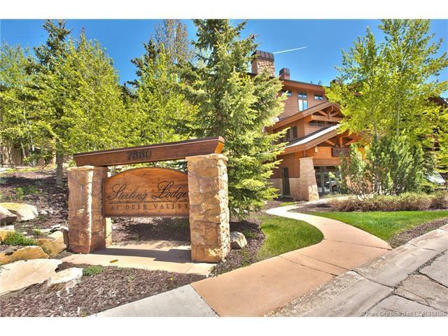 7660 Royal Street East #14, Park City, UT 84060 (MLS #11801651) :: High Country Properties