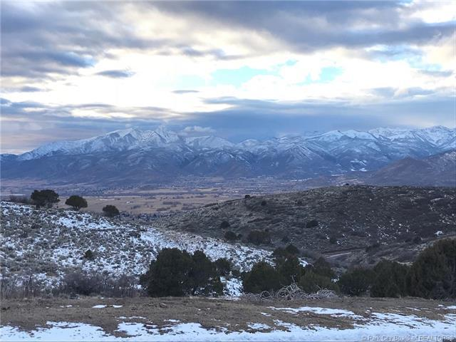 2427 E La Sal Peak Dr (Lot 504), Heber City, UT 84032 (MLS #11801693) :: High Country Properties