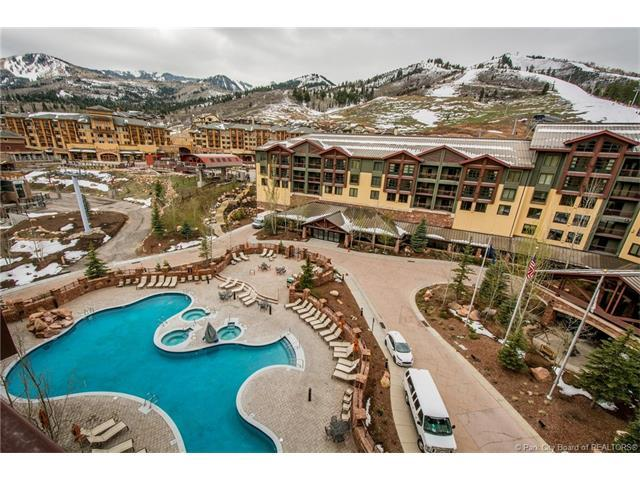 3855 Grand Summit Drive 121 Q1, Park City, UT 84098 (MLS #11801716) :: High Country Properties