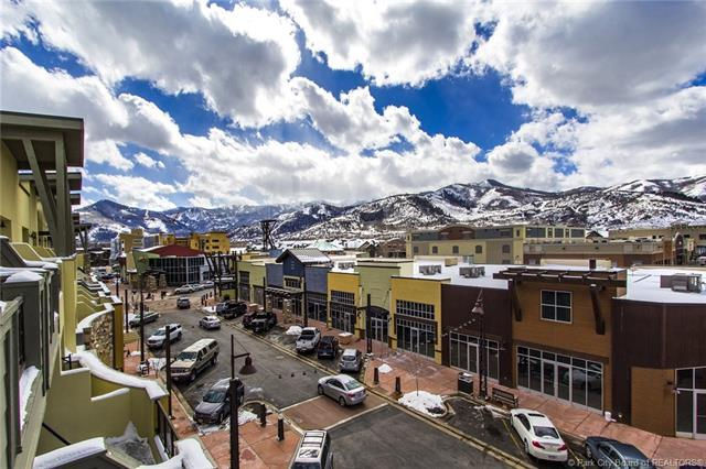6169 Park Lane South #8, Park City, UT 84098 (MLS #11801754) :: High Country Properties