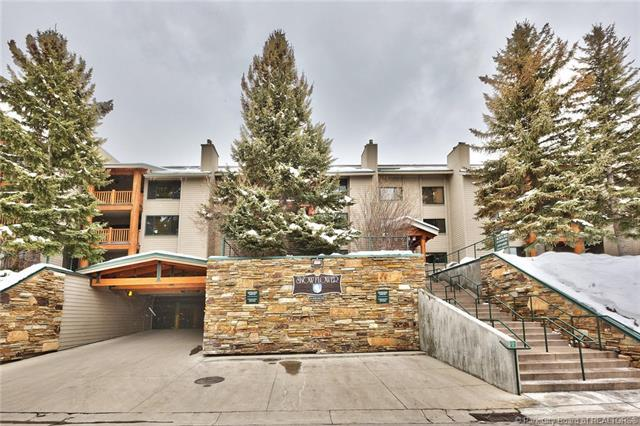 401 Silver King Drive #14, Park City, UT 84060 (MLS #11801755) :: High Country Properties