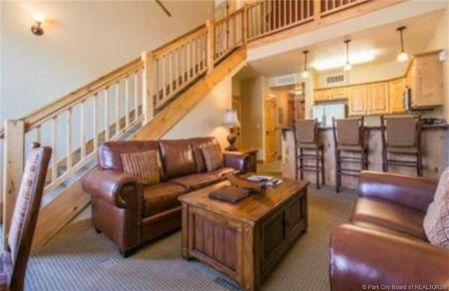 2669 W Canyons Resort Drive #323, Park City, UT 84098 (MLS #11801763) :: The Lange Group