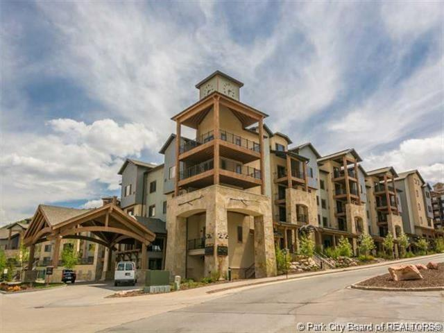 2669 Canyons Resort #407, Park City, UT 84098 (MLS #11801779) :: The Lange Group