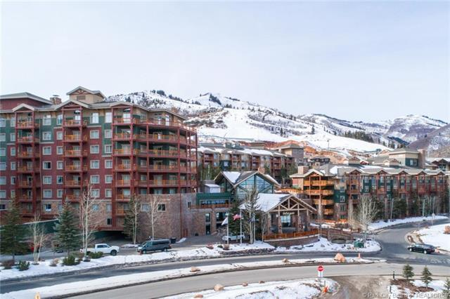 3000 Canyons Resort Drive #4514, Park City, UT 84098 (MLS #11802812) :: The Lange Group