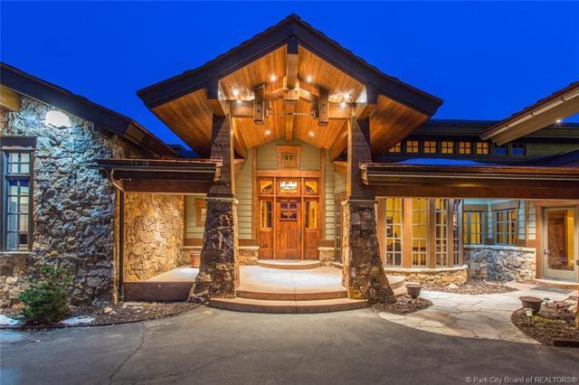 8752 N Bitner Ranch Road, Park City, UT 84098 (MLS #11802827) :: The Lange Group