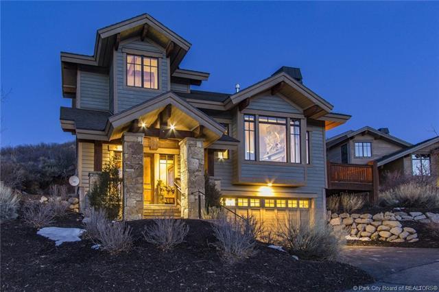 10750 N Hideout Trail, Hideout, UT 84036 (MLS #11802900) :: High Country Properties