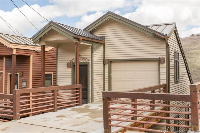 1184 N Lowell Avenue, Park City, UT 84060 (MLS #11802922) :: High Country Properties