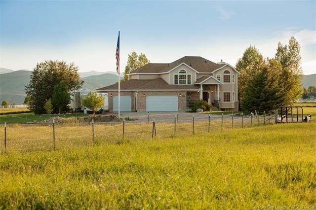 570 W Weber Canyon, Oakley, UT 84036 (MLS #11802929) :: Lawson Real Estate Team - Engel & Völkers