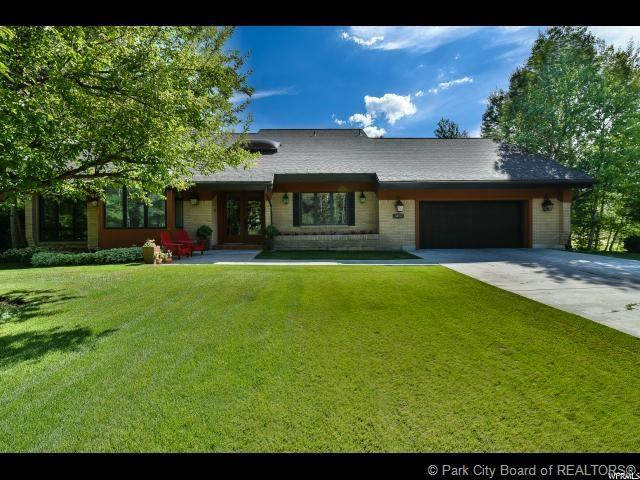 3675 W Saddleback Road, Park City, UT 84098 (MLS #11803002) :: The Lange Group