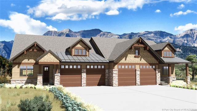 1621 E Abajo Peak Cir (Lot Tv-24), Heber City, UT 84032 (MLS #11803013) :: The Lange Group