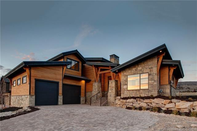 606 N Haystack Mountain Dr (341), Heber City, UT 84032 (MLS #11803024) :: The Lange Group