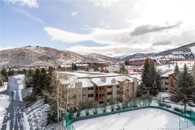 401 Silver King Drive #80, Park City, UT 84060 (MLS #11803036) :: The Lange Group