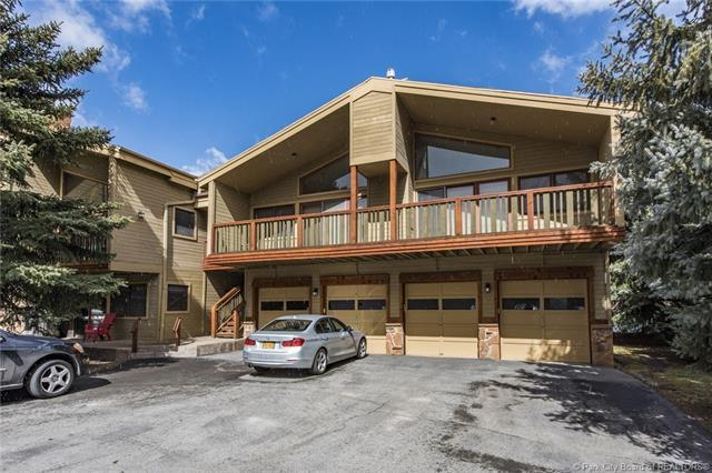 477 Saddle View Way #25, Park City, UT 84060 (MLS #11803052) :: High Country Properties