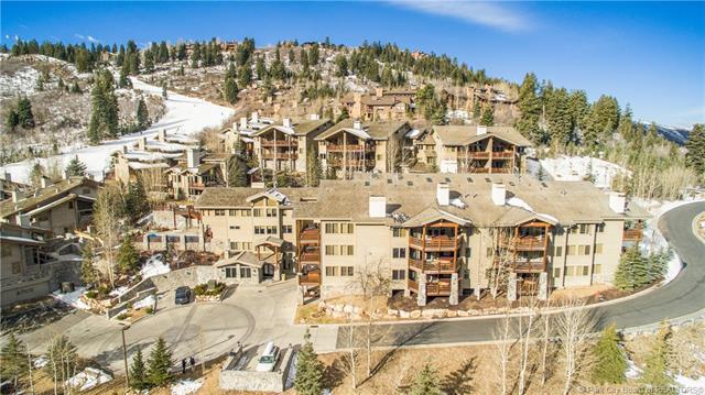 2100 Deer Valley Drive #301, Park City, UT 84060 (MLS #11803060) :: The Lange Group