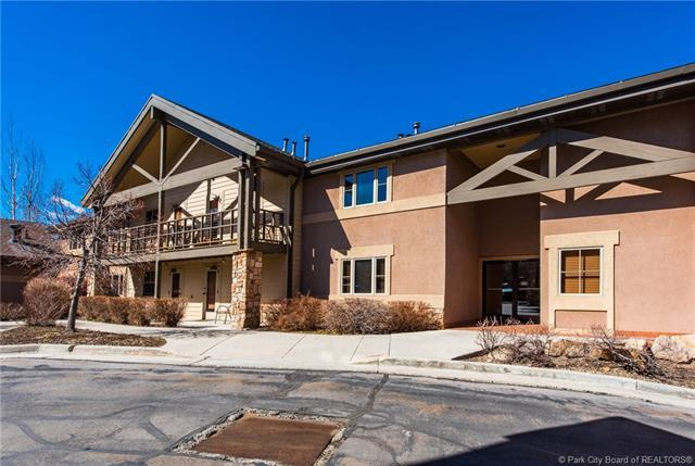 2260 Park Avenue #2, Park City, UT 84060 (MLS #11803225) :: The Lange Group