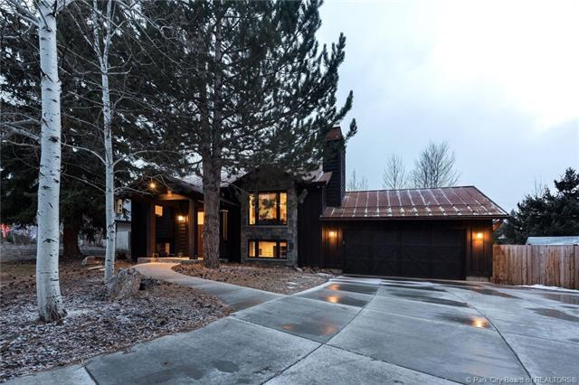 2549 Little Kate Road, Park City, UT 84060 (MLS #11803230) :: The Lange Group