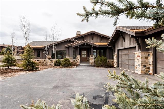 2470 Saddlehorn Drive, Park City, UT 84098 (#11803257) :: Red Sign Team