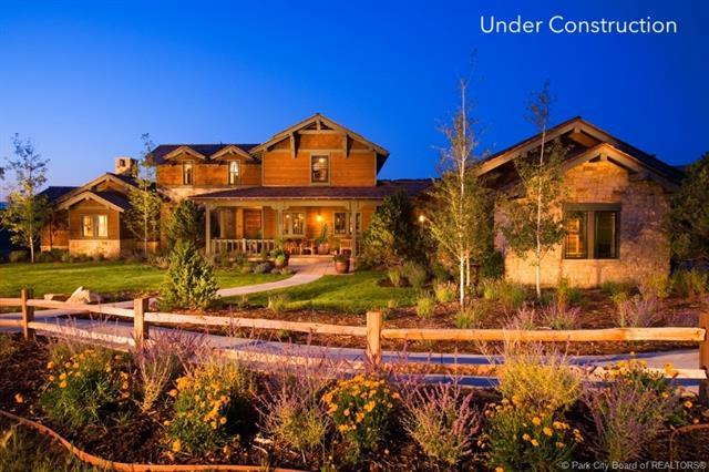3210 Broken Spear Trail, Kamas, UT 84036 (MLS #11803286) :: High Country Properties