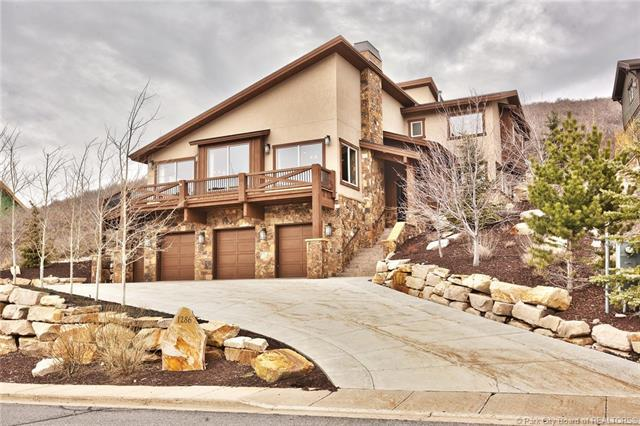 1286 Mellow Mountain Road, Park City, UT 84060 (MLS #11803290) :: High Country Properties