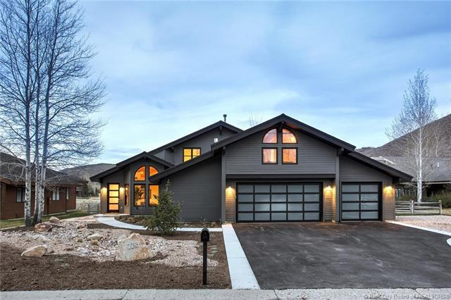 2218 Evening Star Dr Drive, Park City, UT 84060 (MLS #11803305) :: The Lange Group