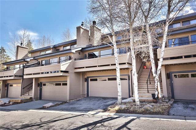 2186 Fenchurch #13, Park City, UT 84060 (MLS #11803347) :: High Country Properties