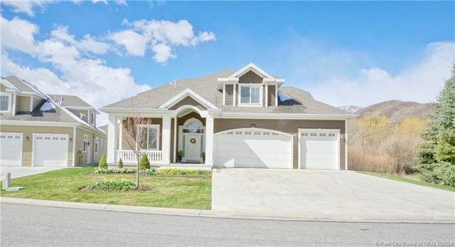 783 Double Eagle Drive, Midway, UT 84049 (MLS #11803377) :: The Lange Group