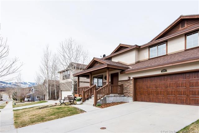 5895 N Fairview Dr, Park City, UT 84098 (MLS #11803389) :: High Country Properties