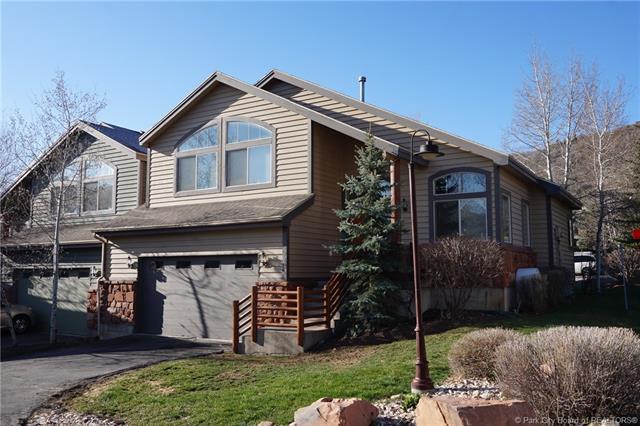 7397 Brook Hollow Loop 55A, Park City, UT 84060 (MLS #11803397) :: High Country Properties