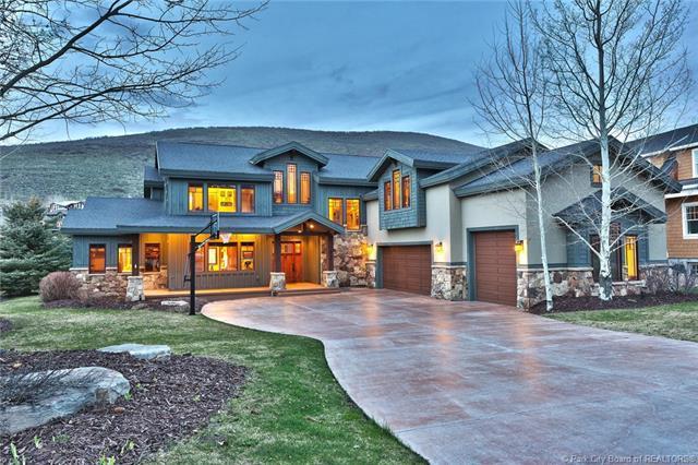 3234 Creek Road, Park City, UT 84098 (MLS #11803410) :: High Country Properties
