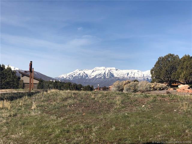 3035 E Corral Peak Cir (Lot 148), Heber City, UT 84032 (MLS #11803422) :: High Country Properties
