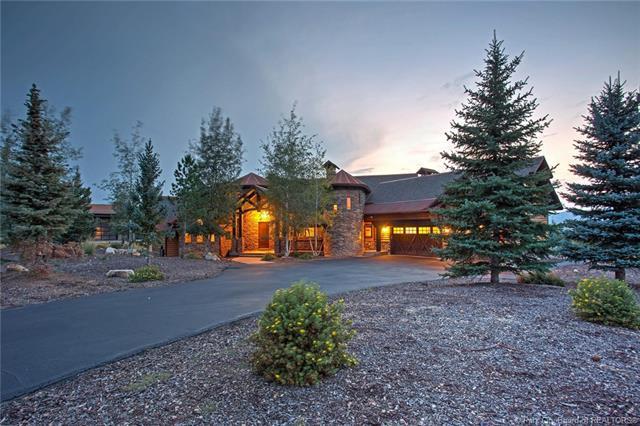6837 Cody Trail, Park City, UT 84098 (MLS #11803424) :: High Country Properties