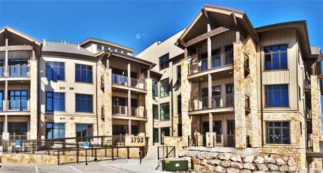 3793 Blackstone Drive 3H, Park City, UT 84098 (MLS #11803443) :: High Country Properties