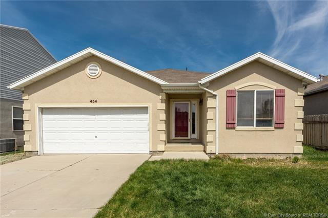 454 W 400 North, Heber City, UT 84032 (#11803444) :: Red Sign Team