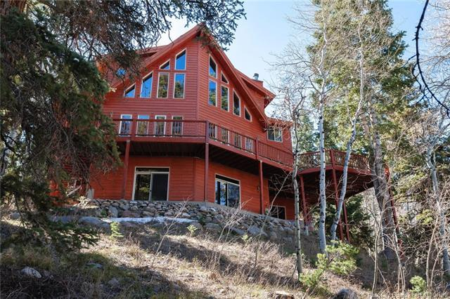 10843 E Aspen Road, Heber City, UT 84032 (MLS #11803453) :: High Country Properties