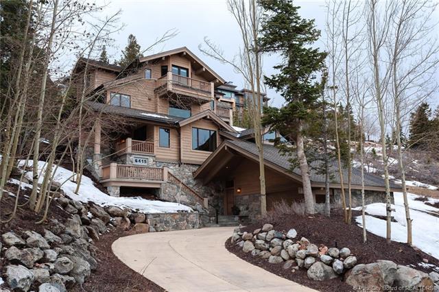 6415 Silver Lake, Park City, UT 84060 (MLS #11803495) :: High Country Properties