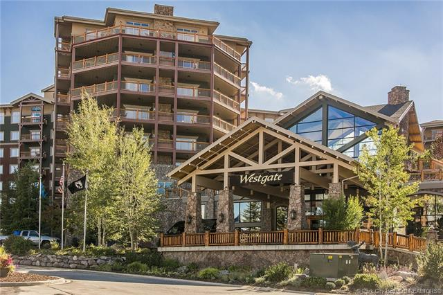 3000 Canyons Resort Drive 4711A, Park City, UT 84098 (MLS #11803498) :: The Lange Group
