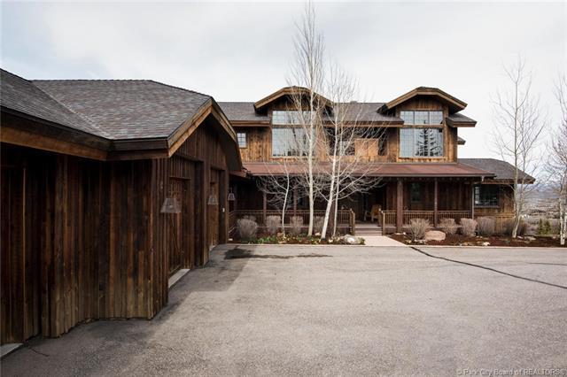 1270 Snow Berry Street, Park City, UT 84098 (MLS #11803500) :: High Country Properties