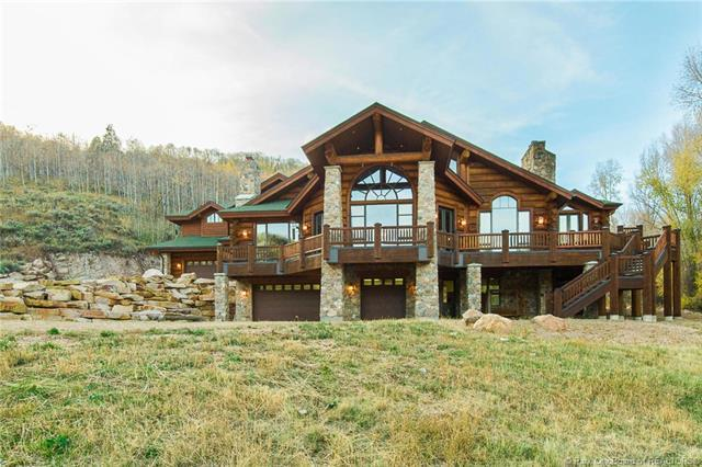 3950 E Weber Canyon Drive, Oakley, UT 84055 (MLS #11803509) :: High Country Properties