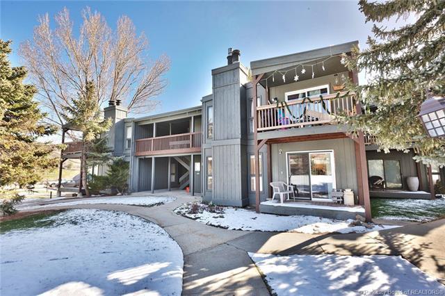 1900 Homestake Road 17B, Park City, UT 83060 (MLS #11803511) :: High Country Properties