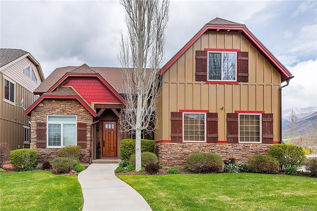 1163 Springerview Drive #6, Midway, UT 84049 (MLS #11803593) :: The Lange Group