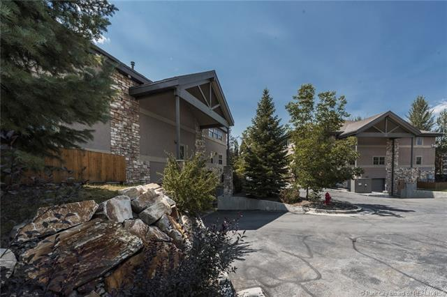 2260 Park Avenue #9, Park City, UT 84060 (MLS #11803629) :: The Lange Group